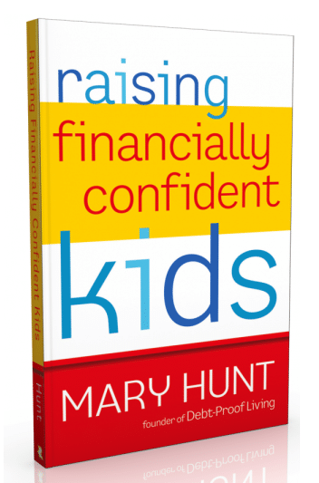 Raising Financially Confident Kids - fabulous book about training kids to take charge of their own finances, from age 10 to 18 - MoneywiseMoms