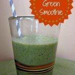 Tropical Green Smoothies with Almond Milk #SilkAlmondBlends #shop | MoneywiseMoms