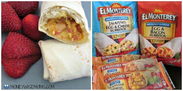 El Monterey Breakfast Burritos | Morning Routine