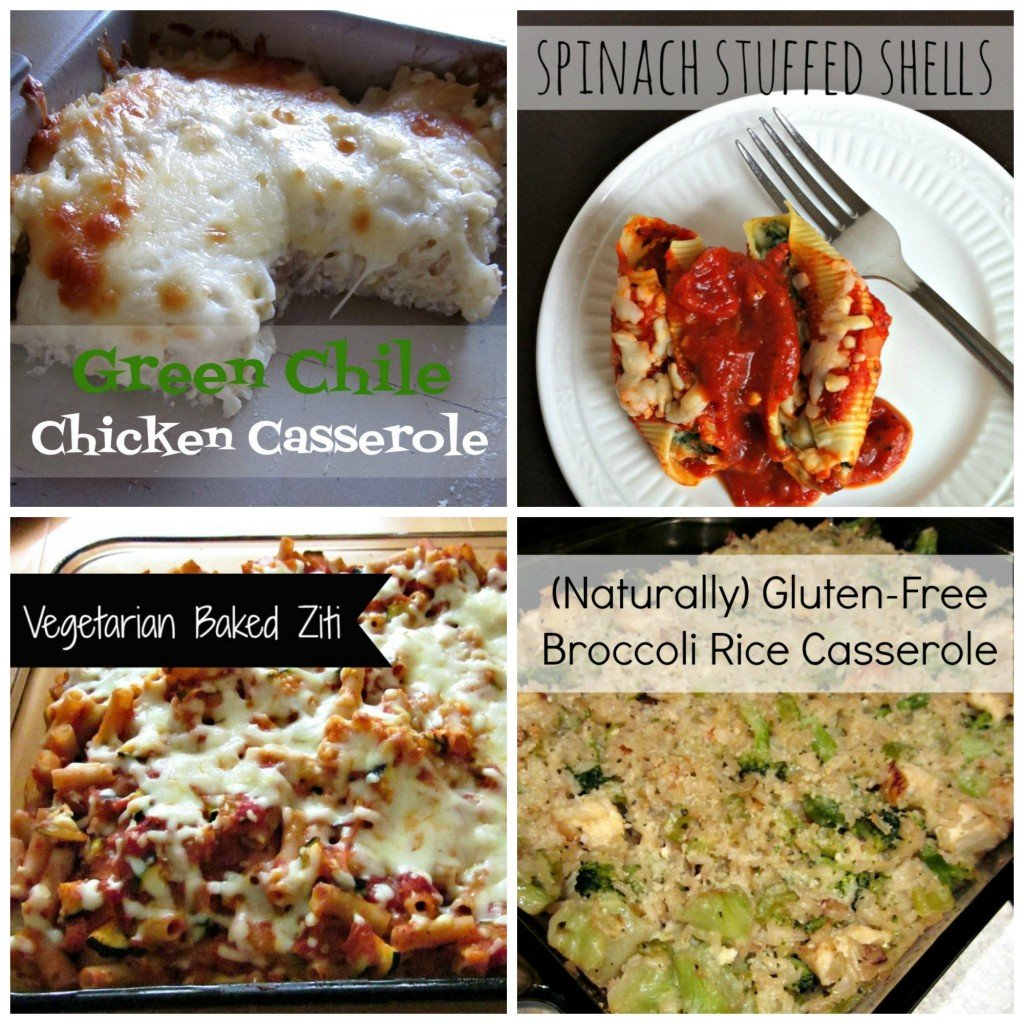 Freezer Cooking Casseroles for Back to School | MoneywiseMoms