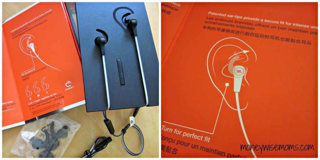 JBL Sport Reflect Headphones at Best Buy August #Audiofest