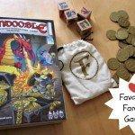 Fandooble {Favorite Family Game}