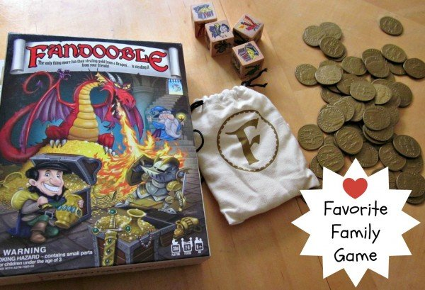 Fandooble | Favorite Family Games Gift Guide| MoneywiseMoms