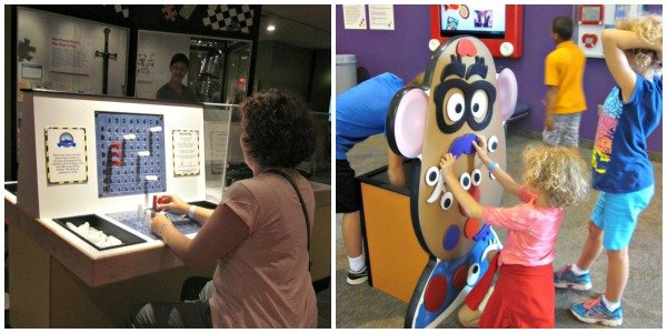 Giant Toys at Strong National Museum of Play #familytravel