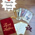 Love Letter {Favorite Family Game}