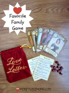 Love Letter Card Game | Favorite Family Game | MoneywiseMoms