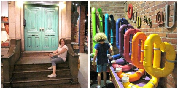Sesame Street at the Strong National Museum of Play #familytravel