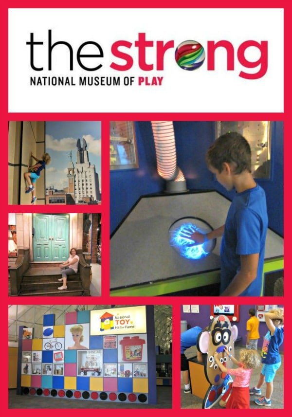 Strong Museum of Play #familytravel
