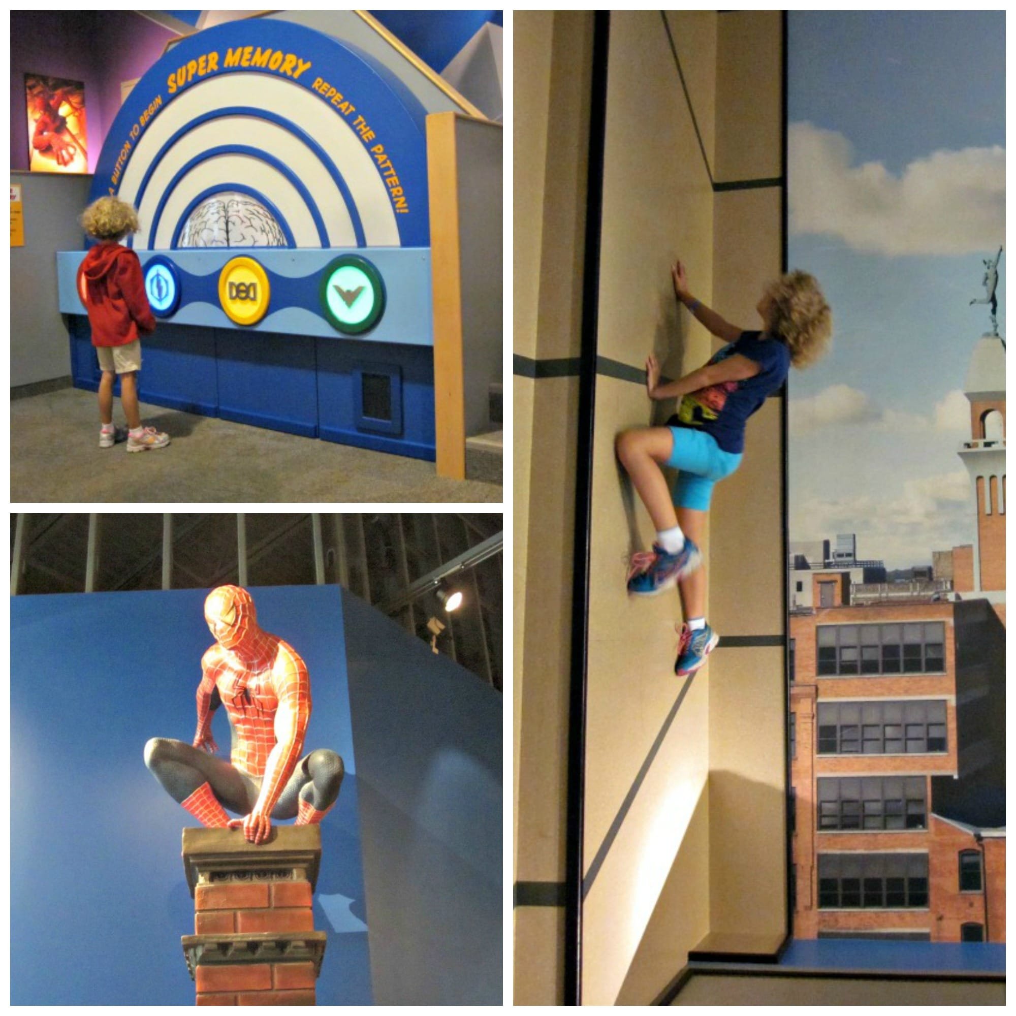 Strong National Museum of Play | American Comic Book Heroes #familytravel