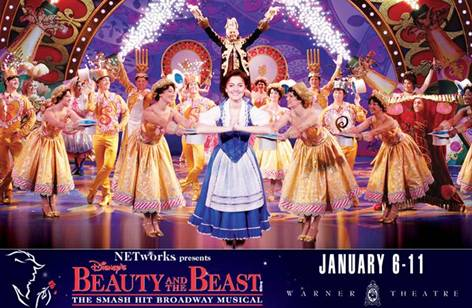 Beauty and the Beast | Taking Kids to the Theather | MoneywiseMoms