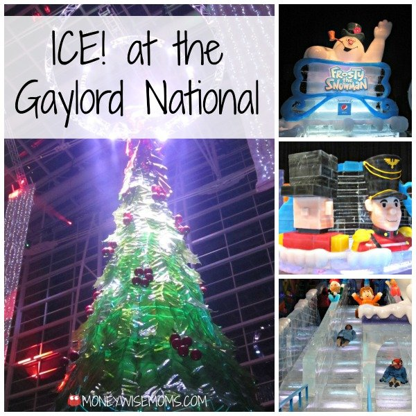 ICE! at the Gaylord National | MoneywiseMoms