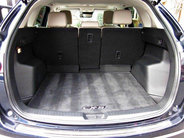 Mazda CX-5 Trunk | MoneywiseMoms