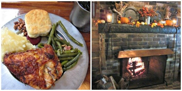 Michie Tavern Food #familytravel | MoneywiseMoms