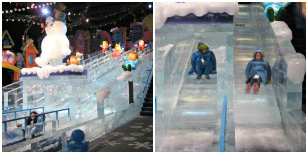 Slide Room at ICE | ICE at Gaylord Nationall | MoneywiseMoms