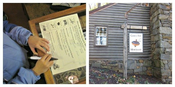 Michie Tavern Treasure Hunt #familytravel | MoneywiseMoms