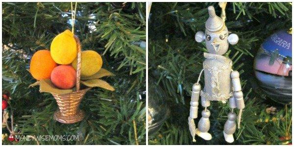 Childhood Christmas Ornaments | MoneywiseMoms