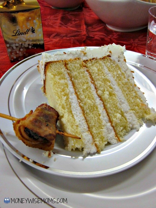 Coconut Cake | BJs Wholesale Club for the Holidays and GC Giveaway | MoneywiseMoms