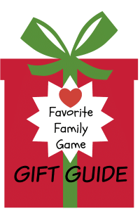 Favorite Family Game Gift Guide | MoneywiseMoms