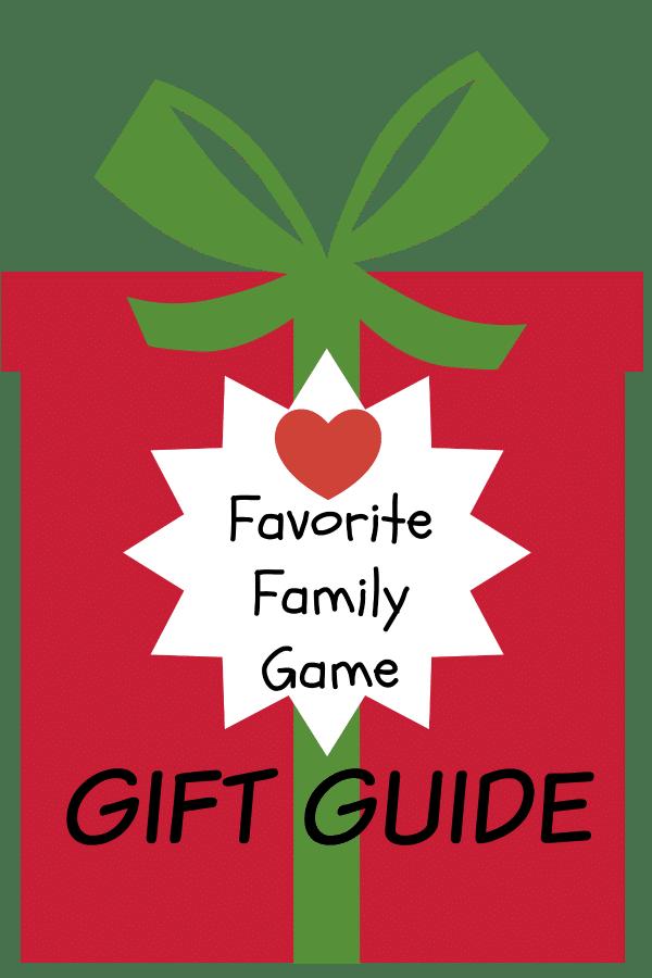 Favorite Family Games Gift Guide | MoneywiseMoms