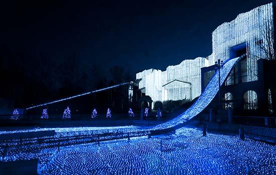 Polar Pathway at Busch Gardens Christmas Town | MoneywiseMoms