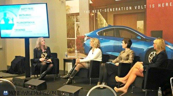 Women in Automotive Panel at the Washington Auto Show | MoneywiseMoms