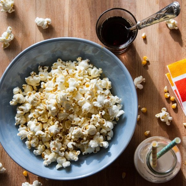Savory Popcorn recipes for your next movie night or game day