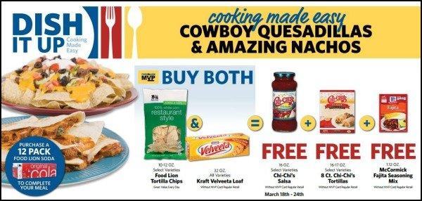 Dish It Up Promo | Amazing Nachos | Food Lion Giveaway