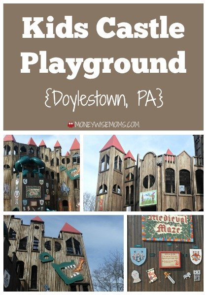 Kids Castle Doylestown PA #familytravel
