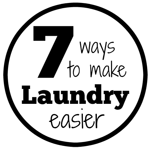 Ways to Make Laundry Easier | MoneywiseMoms