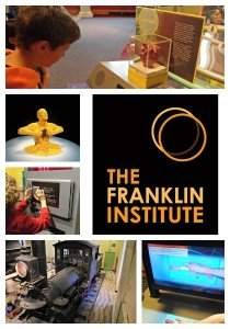 The Franklin Institute in Philadelphia #familytravel
