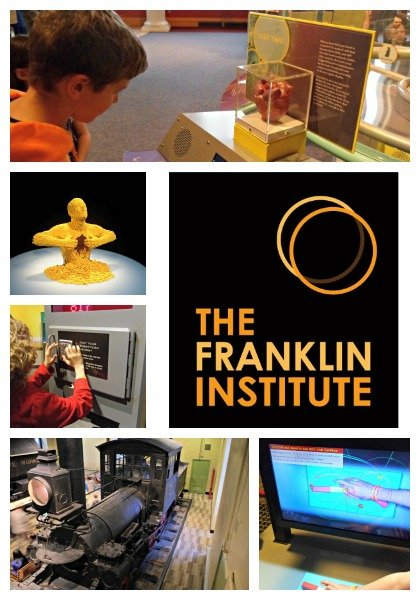 The Franklin Institute in Philadelphia #familytravel