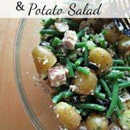 Tuna, Green Bean & Potato Salad