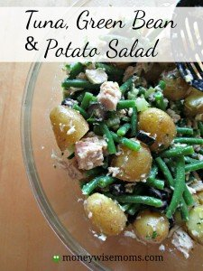 Tuna Green Bean Potato Salad