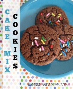 Cake Mix Cookies   MoneywiseMoms