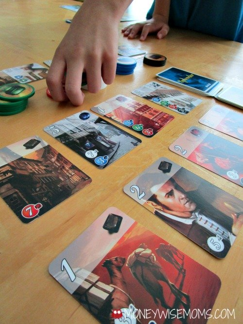 Splendor - Favorite Family Game