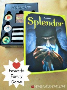 Splendor - Favorite Family Game