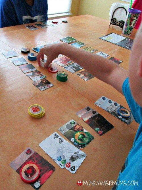 Splendor - summer board games