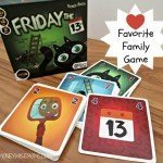Friday the 13th {Favorite Family Game}