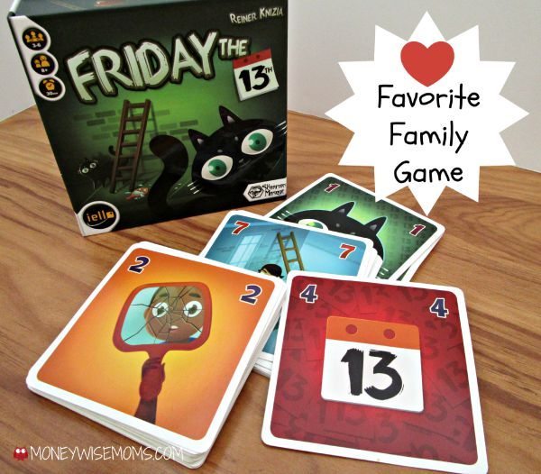Friday the 13th - Favorite Family Game - MoneywiseMoms