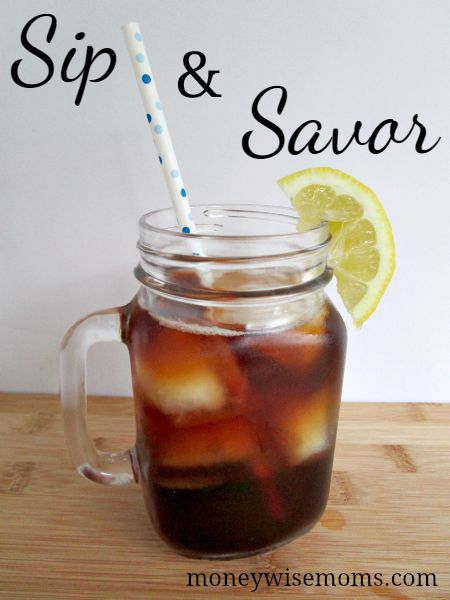 Savoring Summer with Southern Breeze Sweet Tea