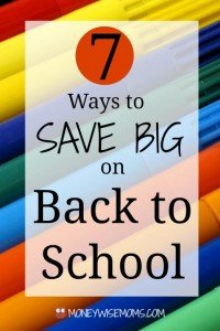 Ways to Save Big on Back to School | #iamprotective #CollectiveBias