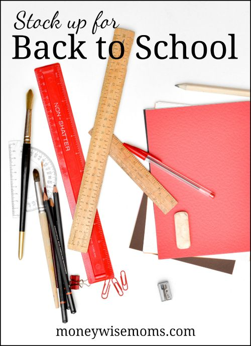 Stock up for Back to School #sp #BTSLikeABoss