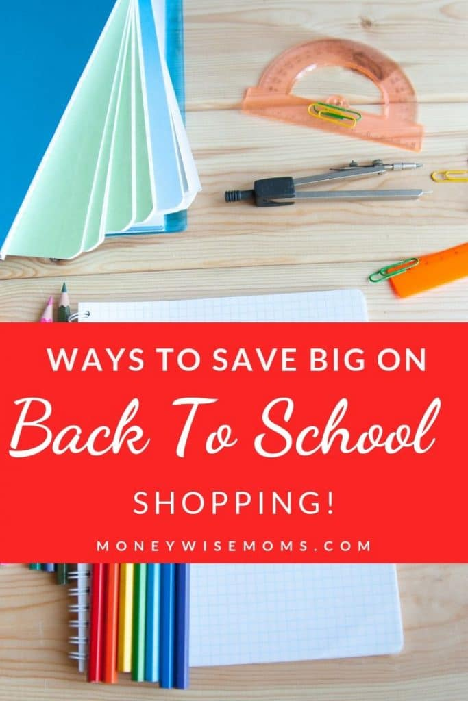 It's that time of year again! There's no reason to let Back to School season bust your budget. Not only is it a great time to save while shopping, it's also one of the best times of the year to teach kids some basic money management skills. Take this opportunity to include the kids with these 7 Ways to Save Big on Back to School.