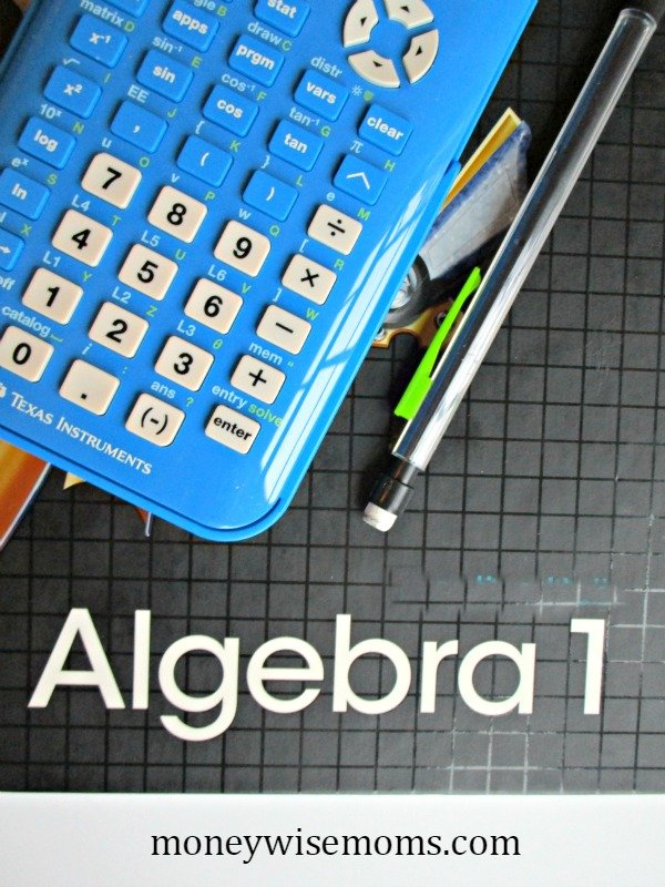 Intro to Algebra & the TI-84 Plus CE Graphing Calculator