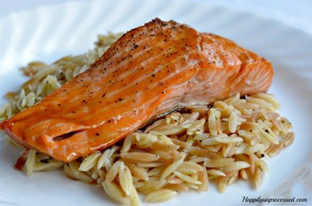 Maple Brown Sugar Salmon from Happily Unprocessed | Super Salmon Recipes