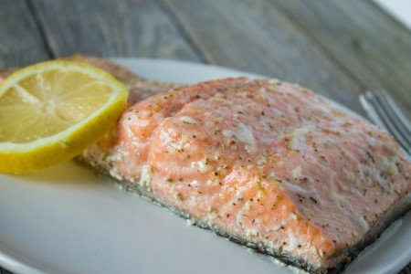 Slow Cooked Salmon from Kara Lydon | Super Salmon Recipes