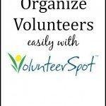 Organize Volunteers Easily with VolunteerSpot