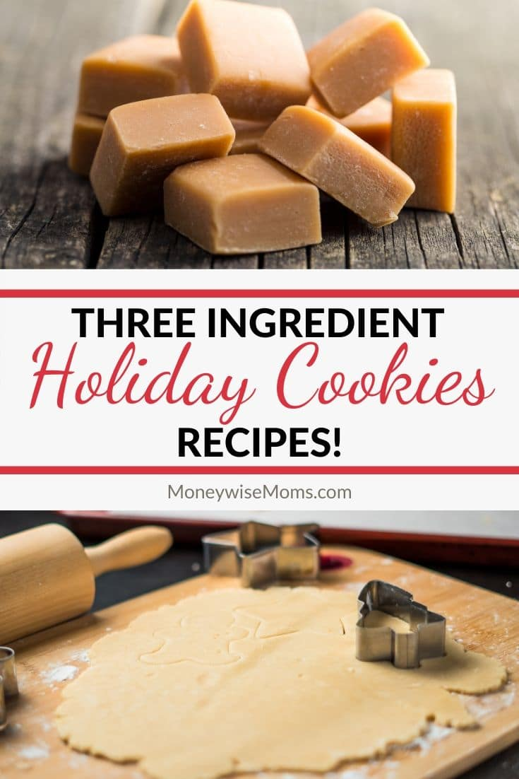 You've got the holiday spirit, but what you don't have is time. Check out these 3-Ingredient Holiday Cookies & Candy perfect for bringing to a holiday party or potluck, wrapping up to give as gifts, or just leaving out for Santa.