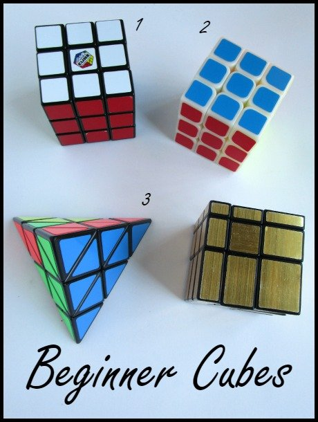 Beginner Cubes | Rubik's Cubes Rock! What You Need to Know