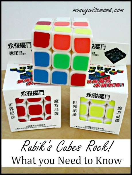 Rubik's Cubes Rock! What You Need to Know